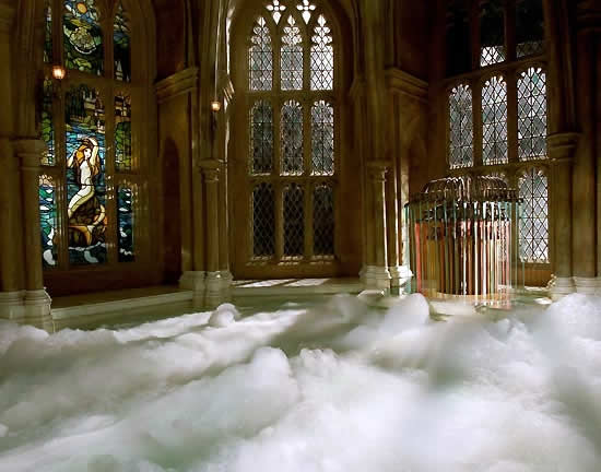 Prefects Bathroom Hogwarts School Of Witchcraft And Wizardry